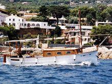 1980 Menorquin CLASICA