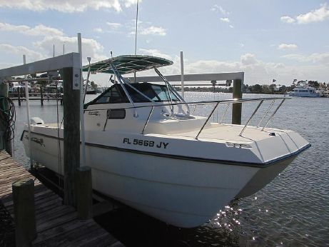 1997 Sea Cat Bluewater SL5C