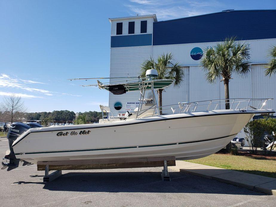 2002 pursuit 2870 offshore center console