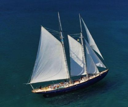 Custom Grand Banks Schooner