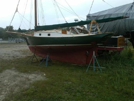 1961 Friendship Sloop