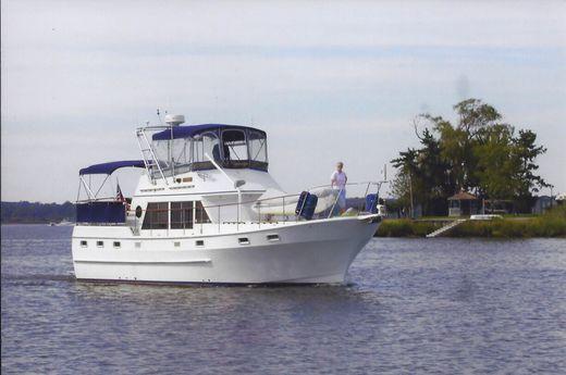1983 Nova Trawler Motor Yacht