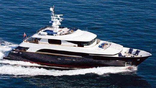 2008 Rodriquez Yacht 38m S/1506.2