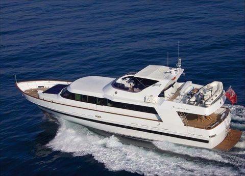 1989 Baglietto Motor Yacht