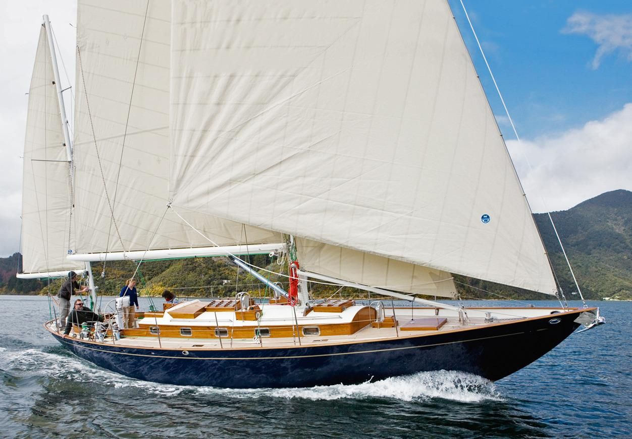 2010 Sparkman & Stephens Yawl Sail Boat For Sale - www.yachtworld.com