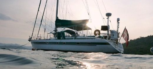 1992 Tayana 55 Centre cockpit cutter rig