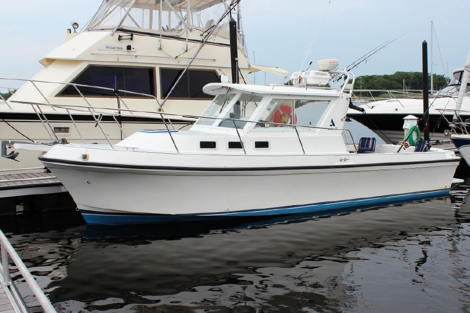 1995 Albin 28 Tournament Express Power New and Used Boats