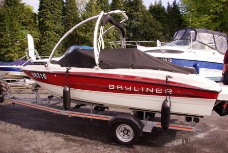 2011 Bayliner Bayliner 185 Flight