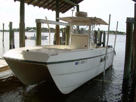 1997 Sea Cat SL5 Blue Water Pro