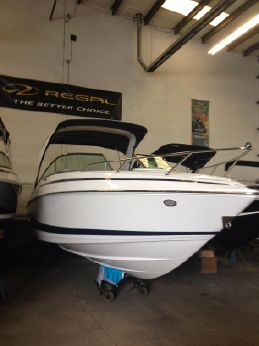 2012 Regal 2550 Cuddy