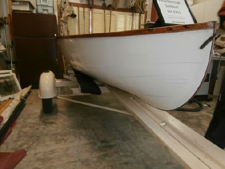 1937 Peterborough Sailing Skiff