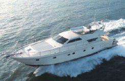 1993 Ferretti Yachts 60