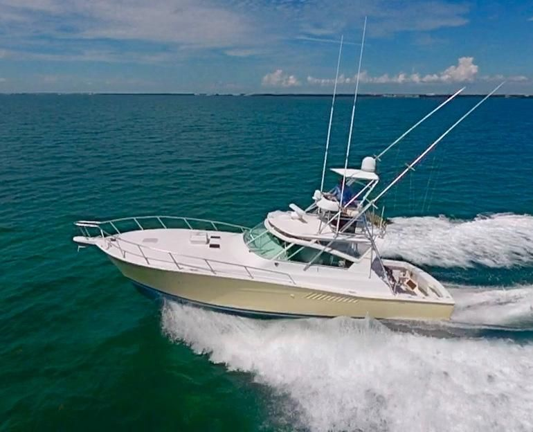 1997 Viking Open Power Boat For Sale - www yachtworld com