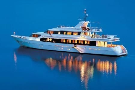 1992 Steel Displacement M/Y 42m