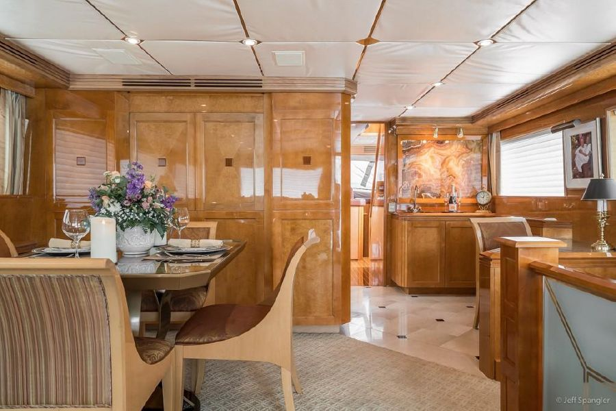Hatteras 70 Used Luxury Motoryacht for sale in California