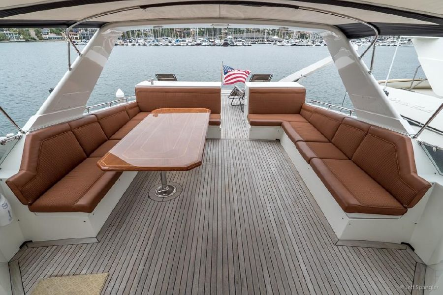 Hatteras 70 Motor Yacht for sale in San Diego