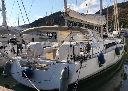 2013 Beneteau Oceanis 55