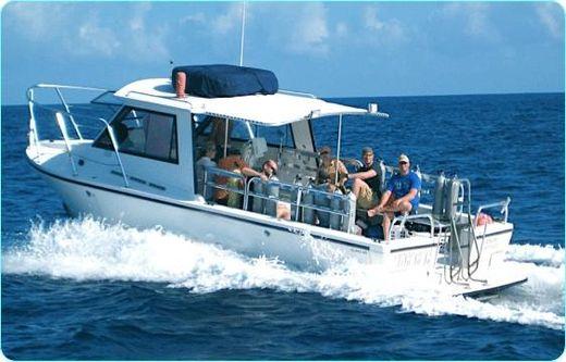 2001 Island Hopper Certified Dive Boat
