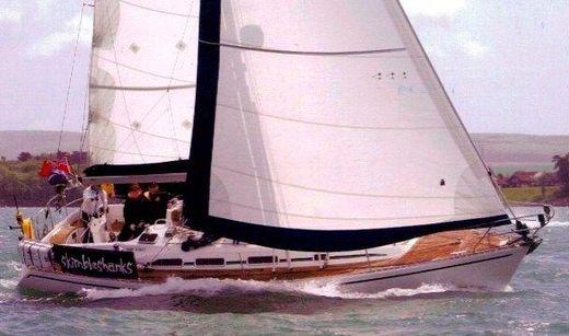 1996 Starlight 35