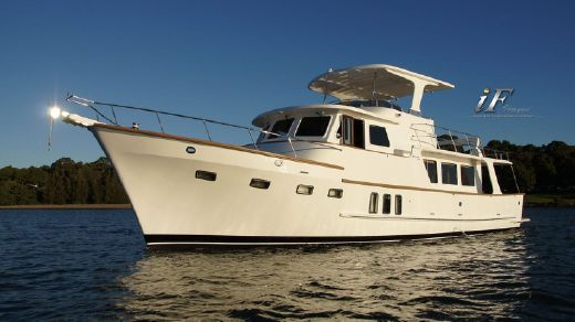 2017 Formosa L570 Pilothouse