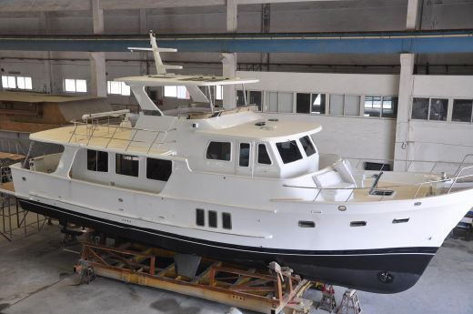 2018 Formosa 570 Pilothouse