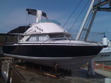 1977 Bertram 28 Flybridge CRUISER