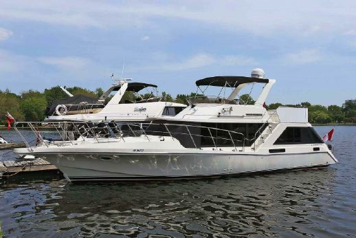 1988 Bluewater Yachts 47 Coastal Cruiser