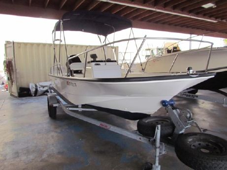 2006 Boston Whaler 17 Montauk