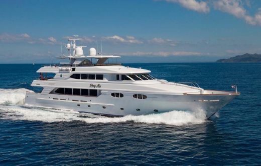 2004 Richmond Yachts 138 Motor Yacht