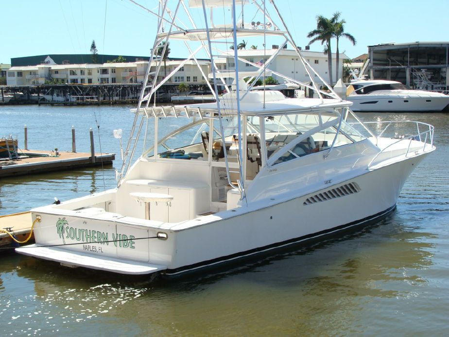 2007 Viking 45 Open Power Boat For Sale - www yachtworld com