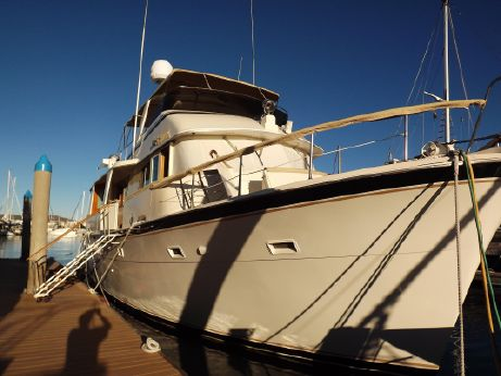 1979 Hatteras Long Range Cruiser