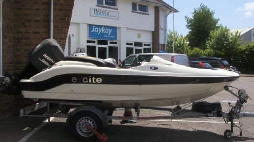 2005 Rib-X eXcite 4.5m Mercury 75 Optimax