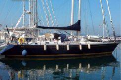 1985 Custom Nauta Yacht Cnb Nauta 54