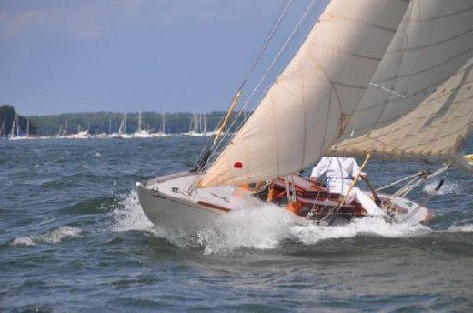 1925 William Fife Design R Class Sloop