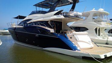 2014 Marquis 630 Sport Yacht