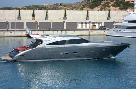 2009 Ab Yachts 92