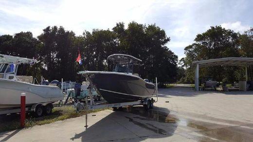 2016 Sea Fox 266 Commander