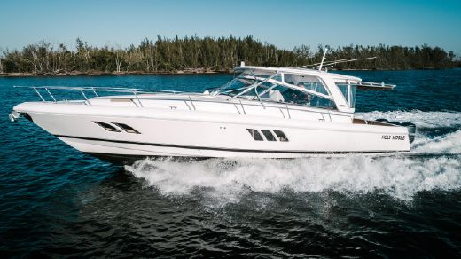 2014 Intrepid 475 Sport Yacht