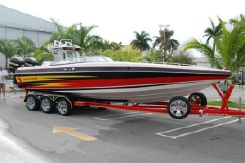 2015 Checkmate 2800 OBX