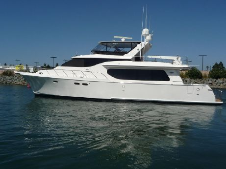 2003 Symbol 68 Pilothouse Yacht