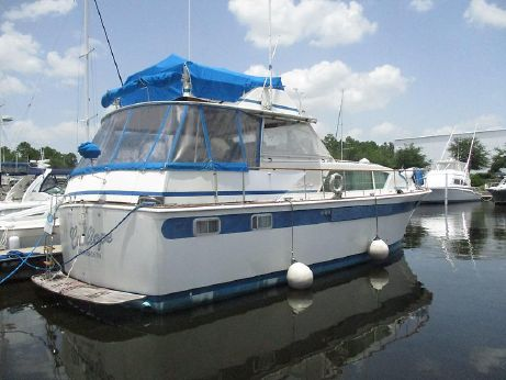 1975 Chris-Craft Commander