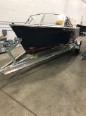 2020 Rossiter Closed Deck Runabout 17'