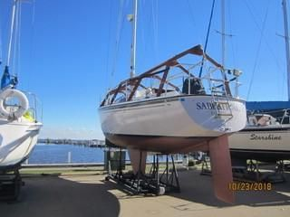 1984 O'Day 34 Sloop Sail Boat For Sale - www.yachtworld.com on