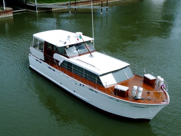 1960 Chris Craft Constellation-Great Condition Power Boat For Sale - www.yachtworld.com