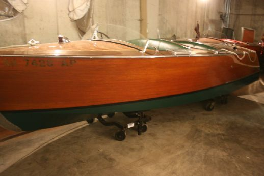 1937 Chris Craft 17
