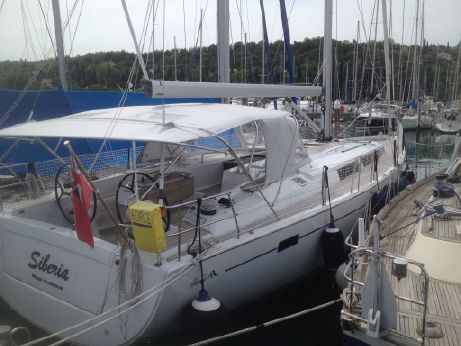 2012 Hanse 495