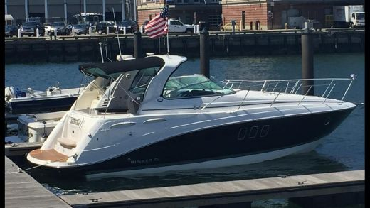 2014 Rinker 360 Express Cruiser