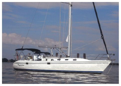 2007 Catalina 42 MK II