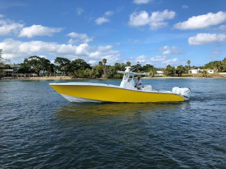 2005 Yellowfin 36