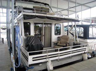 2006 Catamaran Cruisers 40 Custom House Boat